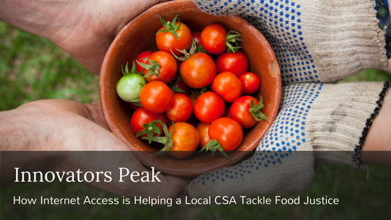 Local CSA Food Justice