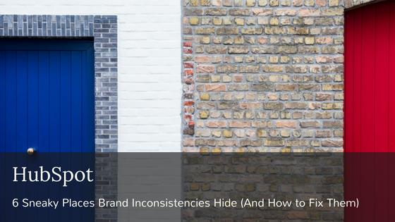 HubSpot branding tips