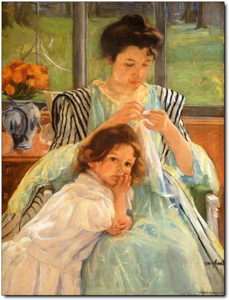 women impressionist